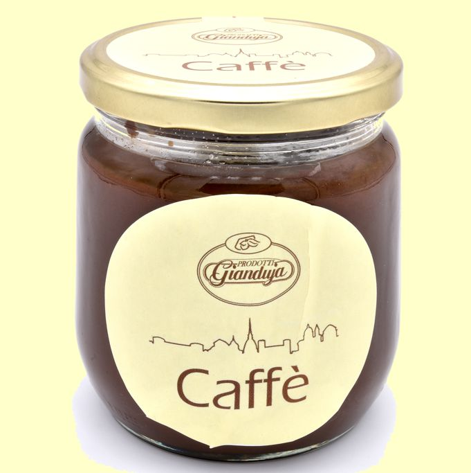 Crema spalmabile al caffè