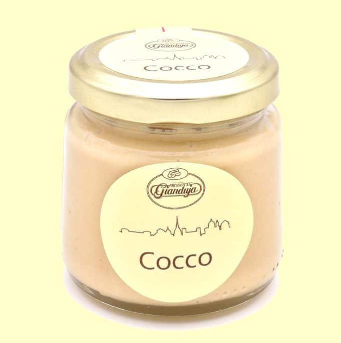 Crema spalmabile cocco