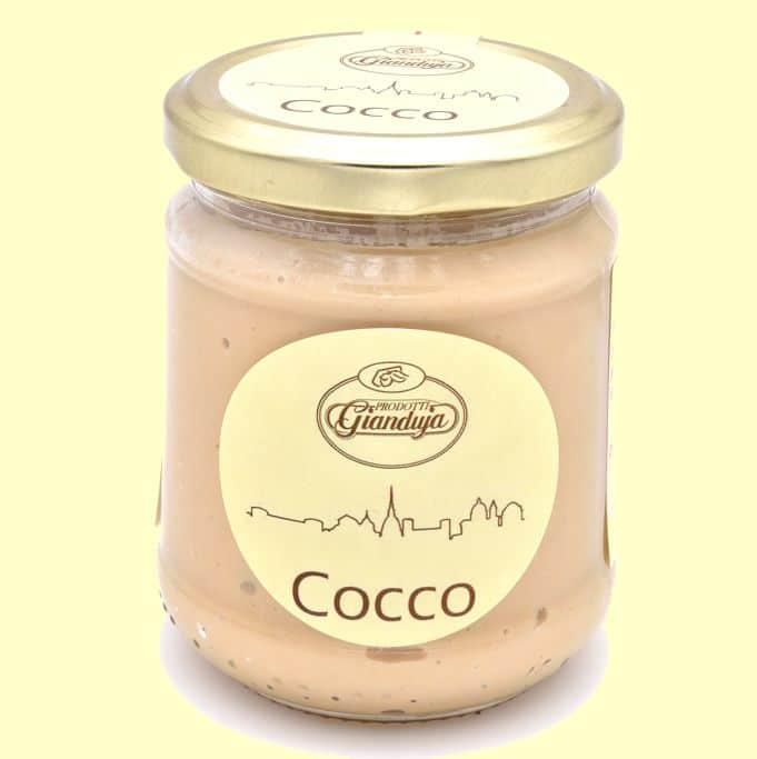 Caso crema cocco