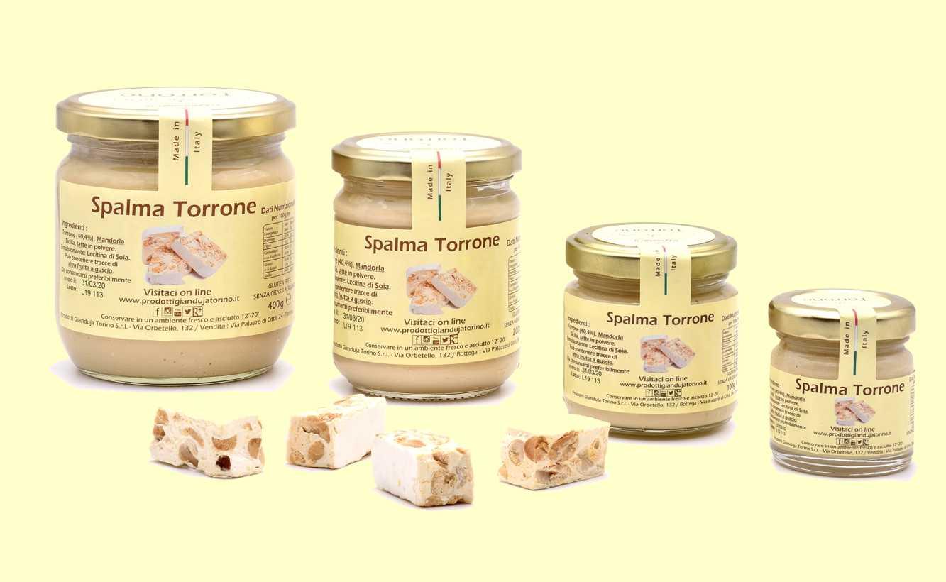 Crema torrone