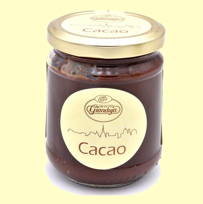 Crema al cacao