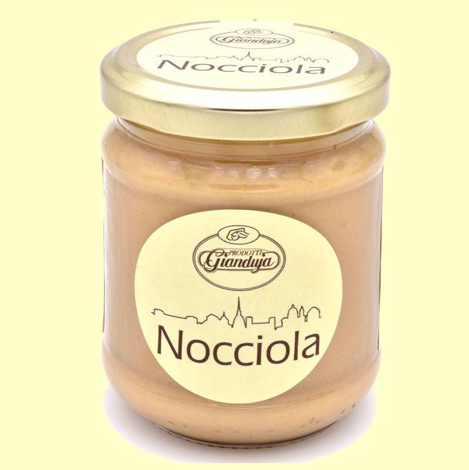 Crema spalmabile alla Nocciola