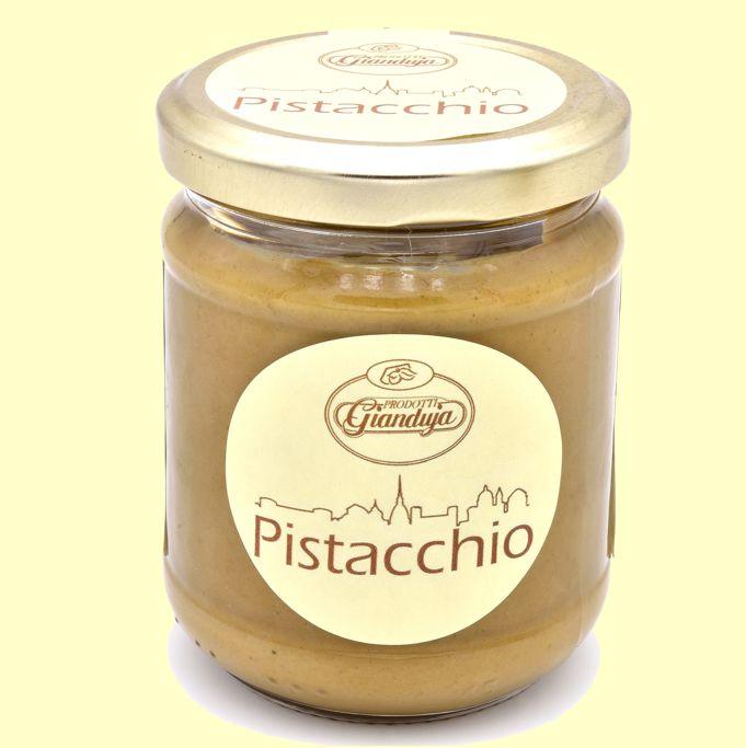 Vasetto crema al pistacchio